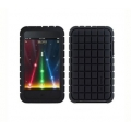 Speck Pixel Skin for iPod Touch 2/3 Gen - Black (SP-IT2-PXL-BLK)