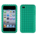 Speck PixelSkin Kelly for iPod Touch 4G, Green (SP-SPK-A0129)