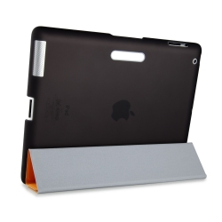 Speck SmartShell Case Black Satin for iPad 2 (SPK-A0432)