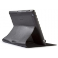 Speck Leather Mag Folio Luxe for iPad 4, iPad 3, iPad 2 - Black (SP-SPK-A1281)