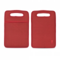 Speck PixelShield for iPad 4, iPad 3, iPad 2, iPad (SP-IPAD-PXSD-A02A00) Red