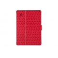 Speck StyleFolio for iPad Air - Valley Vista Red/Dark (SPK-A2252)