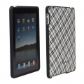 Speck iPad Fitted TartanPlaid Black&White (SP-IPAD-FTD-A02A012)