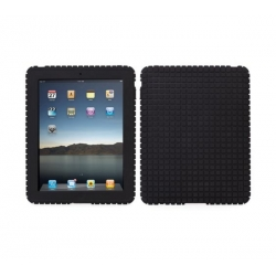 Pixel Skin Black for iPad (IPAD-PXL-A02)