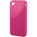 Speck PixelSkin HD Pink for iPhone 4