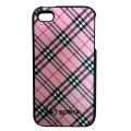 Speck Fitted Burberry Pink for iPhone 4