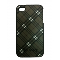 Speck Fitted Burberry Black for iPhone 4