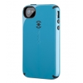 Speck CandyShell Peacock&Black for iPhone 4, 4S (SP-SPK-A0777)
