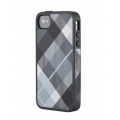 Speck FabShell MegaPlaid Black for iPhone 4, 4S (SP-SPK-A0847)