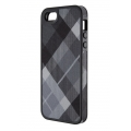 Speck FabShell Mega Plaid Black for iPhone 5, 5S (SP-SPK-A1590)