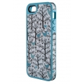 Speck FabShell Love Birds Teal for iPhone 5, 5S (SP-SPK-A1595)