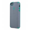 Speck CandyShell Satin Graphite Grey&Malachite Green for iPhone 5, 5S (SP-SPK-A1579)