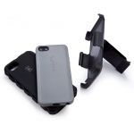 Speck ToughSkin Duo for iPhone 5, 5S - Black&Slate (SP-SPK-A1859)
