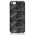 Star5 Desire Series Zebra for iPhone 5, 5S (with Swarovski)