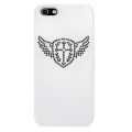 Star5 Pure Love Series Angel Wings White for iPhone 5, 5S (with Swarovski)