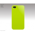 SwitchEasy Nude Lime for iPhone 4 (SW-NUI4-L)