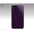 SwitchEasy Nude Purple for iPhone 4 (SW-NUI4-PU)