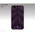 SwitchEasy Capsule Rebel Purple for iPhone 4 (SW-REB4-PU)