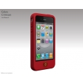 SwitchEasy Colors Crimson for iPhone 4 (SW-COL4-R)