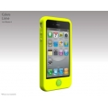 SwitchEasy Colors Lime for iPhone 4 (SW-COL4-L)