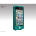 SwitchEasy Colors Turquoise for iPhone 4 (SW-COL4-TU)
