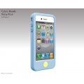 SwitchEasy Colors Pastels Baby Blue for iPhone 4 (SW-COL4-BBL)