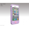 SwitchEasy Colors Pastels Lilac for iPhone 4 (SW-COL4-LC)