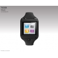 SwitchEasy Ticker Black for iPod nano 6G (SW-TKN6-BK)