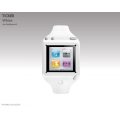 SwitchEasy Ticker White for iPod nano 6G (SW-TKN6-W)
