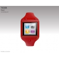 SwitchEasy Ticker Red for iPod nano 6G (SW-TKN6-R)