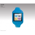 SwitchEasy Ticker Blue for iPod nano 6G (SW-TKN6-BL)