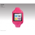SwitchEasy Ticker Pink for iPod nano 6G (SW-TKN6-P)