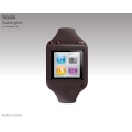 SwitchEasy Ticker Aubergine for iPod nano 6G (SW-TKN6-T)