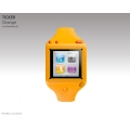 SwitchEasy Ticker Orange for iPod nano 6G (SW-TKN6-O)