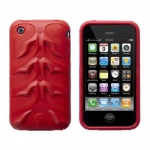 SwitchEasy CapsuleRebel M for iPhone 3G/3GS Red