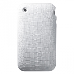 SwitchEasy Reptile for iPhone 3G/3GS SW-REI3G-W White