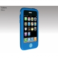 SwitchEasy Colors Blue for iPhone 3G/3GS (SW-CAP-COL-B)