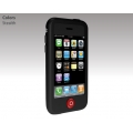 SwitchEasy Colors Stealth for iPhone 3G/3GS (SW-CAP-COL-S)