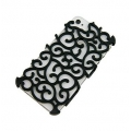 SwitchEasy Nouveau Art for iPhone 4, 4S - Black