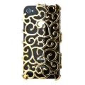 SwitchEasy Nouveau Art for iPhone 4, 4S - Gold