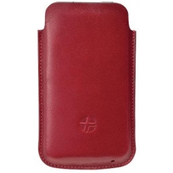 TREXTA Tode Burgundy for iPhone 4, 4S
