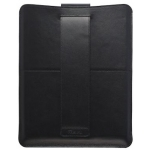 TREXTA Tryangle Leather Black for iPad 2