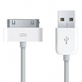 TTAF Apple Dock USB Data and Charge Cable - White (97189)