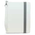 Tunewear Tunefolio Wake/Sleep Cover White/Grey for iPad 2 (IPAD2-TUN-FOLIO-P02)
