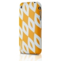 EGGSHELL Finlandia Series for iPhone 3GS Kukka (Yellow) (IP3GS-FIN-05O)