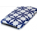 EGGSHELL Finlandia Series for iPhone 3GS Nuppu (Blue) (IP3GS-FIN-04B)