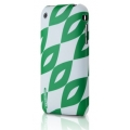 EGGSHELL Finlandia Series for iPhone 3GS Aika (Green) (IP3GS-FIN-02G)