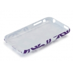 EGGSHELL Finlandia Series for iPhone 3GS Sade (Purple) (IP3GS-FIN-03P)