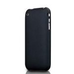 Eggshell for iPhone 3GS Matte Black (IP3GS-EGG-SHELL-02)