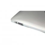 TUNESHELL Clear for iPad (IPAD-TUN-SHELL-01) (with TUNEFILM protective film)